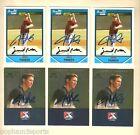 JARROD PARKER Signed/Autographed 2007 TRISTAR CARD Arizona Diamondbacks w/COA
