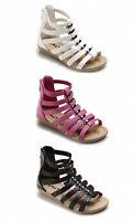 Kinder Mädchen Sandalen Sandaletten Sommerschuhe Freizeit Schuhe  Mod. 332