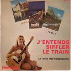 "FRENCH EP 45 TOURS LES SCARLET JAMES AWARD ""J'entends Siffler Le Train +1"" 1962"