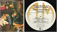 The Captain + Tennille / Come In From the Rain / 1977 / Includes Poster / A+M