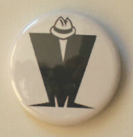 """Madness/Ska/Oi 25mm (1"""") or 38mm (1.5"""") Button Badge"""