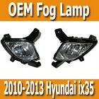 Genuine OEM Fog Light Lamp Set 2P for 2010 2011 2012 2013 Hyundai ix35