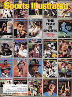 1983, Sports Illustrated, magazine, Special Issue, The Year in Sports
