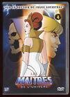 VIDEO...DVD...LES MAITRES DE L'UNIVERS n° 4...1dvd...5 épisodes en dessin animé