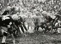 Bart Starr 1965 Championship 8x10 Photo Green Bay Packers Cleveland Browns NFL