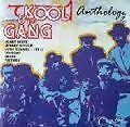 THE CONNOISSEUR COLLECTION KOOL & THE GANG / ANTHOLOGY CD