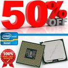 Matching Pair Intel Xeon QC CPU X5450 3.0GHZ Quad Core SLASB 12MB L2 Cache 64bit