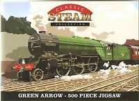 CLASSIC STEAM COLLECTION GREEN ARROW - 500 PIECE JIGSAW PUZZLE