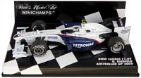 Minichamps BMW Sauber F1 09 Australian GP 2009 - Nick Heidfeld 1/43 Scale