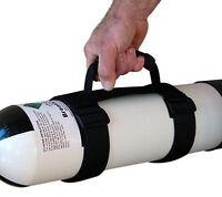 Dive Tank Air Cylinder Bottle Carry Strap Scuba PCP Air Rifle Pistol