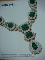 Sotheby's Magnificent Jewels and Noble Jewels 14 & 15 May  2012 Geneva