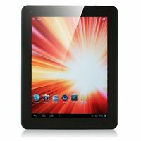 "1.5GHz Allwinner 9.7"" IPS Touch Screen Android 4.0.4 Tablet Dual Camera 8GB"