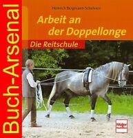 Arbeit an der Doppellonge. Die Reitschule (Heinrich Bergmann-Scholvien 2011)
