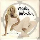 """OPHELIE WINTER - CD SINGLE """"DIEU M'A DONNE LA FOI"""""""