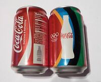 Coca Cola can PHILIPPINES Collector London Olympics 2012 Tagalog ASIA Coke