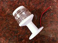 Marine All Round Navigation Anchor Light (WHITE) Boat Chandlery / Boat / Yacht