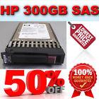 """HP 300 GB SAS 10k Dual Port 6G 2.5"""" hot plug drive 492620-B21 493083-001 GENUINE"""