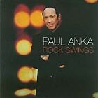 Paul Anka - Rock Swings - Music CD