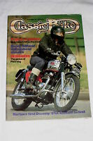 Classic Bike June 1984/Matchless CSR/BSA Bantam/LE Velocette/Norton Dominator