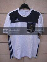 Maillot t-shirt Equipe de FRANCE Adidas collection Les Bleus vintage M