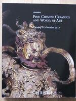 Christie's Fine Chinese Ceramics & Works of Art 6 Nov 2012