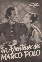 ABENTEUER DES MARCO POLO(IFB 834, '49) - GARY COOPER / SIGRID GURIE