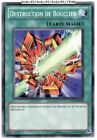 "Yu-Gi-Oh - ""Destruction de Bouclier"" TU05-FR018"