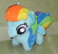 Rainbow Dash Plush - Custom Handmade - My Little Pony Friendship Is Magic
