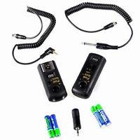 Cowboystudio 3-in-1 Multi-Function Wireless Remote Flash Trigger For Canon
