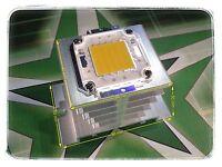 Alu Kühlkörper Heat Sink für 20 - 100 W Watt SMD LED Chip DIY Fluter Flutlicht