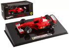 Mattel Elite V8374 Ferrari F2001 Hungary GP 2001 - Michael Schumacher 1/43 Scale