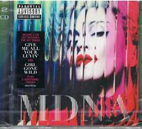 MADONNA - mdna - UNIVERSAL 2012  - 2 CD DELUXE - NUOVO SIGILLATO