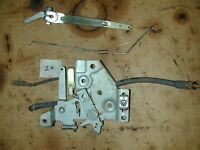 Honda Push Mower HR215 GVX 140 - 135 Engine - Carburetor Linkage