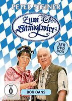 3er DVD BOX  / ZUM STANGLWIRT - BOX OANS - PETER STEINER ; NEU & OVP  (WV)