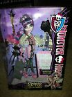 NEW MONSTER HIGH DOLL SCARIS CITY OF FRIGHTS ROCHELLE GOYLE DOLL