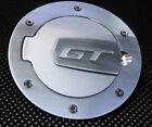 SHR Tru-Billet Mustang Fuel Door Satin SHR GT for 2010-14 Mustang