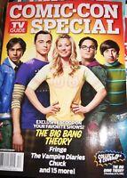 2011 SDCC Exclusive Comic Con Special BIG BANG THEORY Kaley Cuoco TV Guide