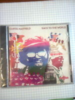 MAYFIELD CURTIS - BACK TO THE WORLD  -  CD NUOVO SIGILLATO