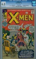 X-Men #2 November 1963 CGC 6.5 1st vanisher