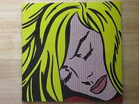 Sotheby's Roy Lichtenstein Sleeping Girl 2012