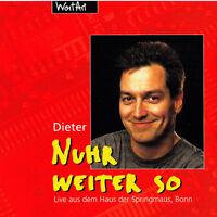 DIETER NUHR - CD - NUHR WEITER SO