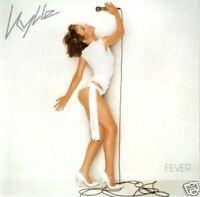 cd-album, Kylie Minogue - Fever, 12 Tracks, EU