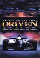DRIVEN SYLVESTER STALLONE BURT REYNOLDS DVD VERSIONE SNAPPER