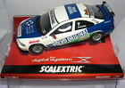 SCALEXTRIC DIGITAL SYSTEM 1323 VOLVO S60R #7 DAHAL GREN MB