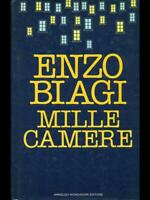 MILLE CAMERE  ENZO BIAGI MONDADORI 1984