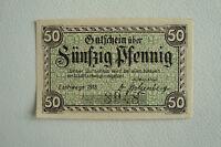 Notgeld Stadt Eschwege 50 Pfennig 1918  (981)