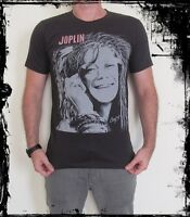 Janis Joplin Unisex Rock T-Shirt -TankTop Singlet Dress Size S M L XL