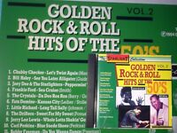 2376) CD - Golden Rock & Roll Hits of the 50´s - Vol. 2 - 1994 - Galaxy