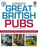 Great British Pubs (Camra),Adrian Tierney-Jones,Very Good Book mon0000031345
