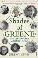 Shades of Greene: One Generation of an English Family,Lewis, Jeremy,Very Good Bo